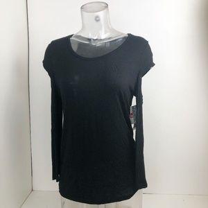 3 for $25 Nordstrom Womens Large Black T Shirt